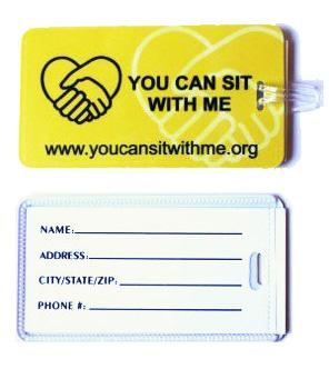 YCSWM Bag Tag